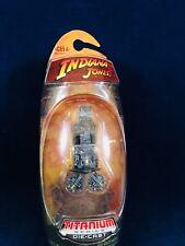 Indiana Jones Titanium Series Die Cast Jungle Cutter Hasbro 2008