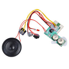 10secs 10s Sound Voice Audio Recordable Recording Recorder Module Chip for Card