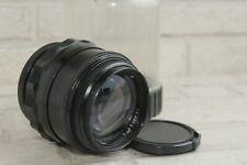 JUPITER-9 85mm f/2 Russian USSR sonnar f2 lens M42 dslr Canon Pentax Sony