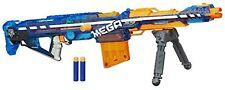 NERF N Strike Elite Sonic Ice Centurion Blaster Mega Darts Kids Christmas Gift