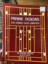 Prairie Designs for Stained Glass Windows