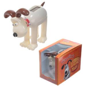 Licensed solar pal Gromit Novelty solar powered dog figure ornament