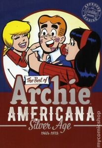Best of Archie Americana TPB 2-1ST FN 2018 Stock Image