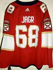 adidas Authentic NHL Jersey Florida Panthers Jaromir Jagr Red sz 44