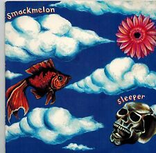 1994 HARDCORE ROCK PICT SLEEVE EP 45 RPM SMACKMELON : SLEEPER + LATS +