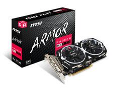 MSI Armor Radeon RX 570 8GB GDDR5 Graphics Card OC Edition