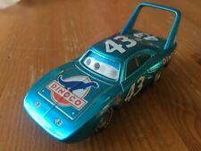 Disney Pixar Cars The King Metallic Finish Chase Mattel 1.55 Scale New Loose