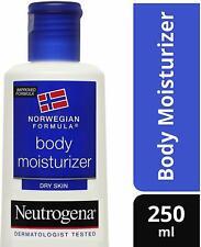 Neutrogena Norwegian Formula Body Moisturizer 250 ml Free Shipment