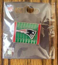 2013 NE New England Patriots logo yardage lapel pin NFL