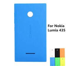 Coque Arriere / Cache Batterie Nokia Lumia 435 - Couleur Bleu - France