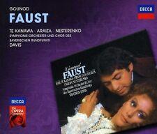 Kiri Te Kanawa, C. G - Decca Opera: Gounod Faust [New CD]