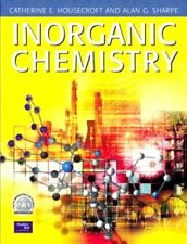 Inorganic Chemistry-Prof Catherine Housecroft, Alan G. Sharpe