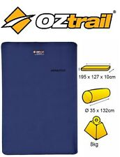 Oztrail Leisure Mat DOUBLE Self-Inflating Camping Mat EML-LMD-C