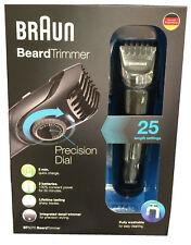 Braun Cruzer BT5070 Rechargable Cordless Beard Trimmer Brand New