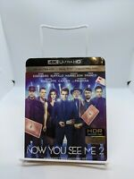 NOW YOU SEE ME 2 4K BLU-RAY ONLY (NO STANDARD BLU-RAY DISC / NO DIGITAL HD FILE)