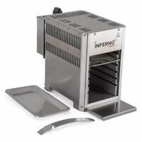 NorthFire INFERNOGO Propane Infrared Single Burner Outdoor Tabletop BBQ Grill