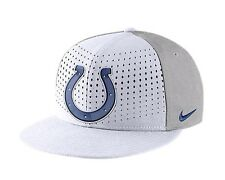 NIKE NFL INDIANAPOLIS COLTS Laser Pulse True Hat Adult Snapback Cap Adjustable