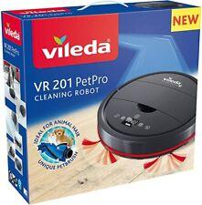 Vileda VR 201 PetPro mit Ladestation Sehr geeignet für Tierhaare