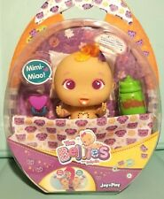 The Bellies Mimi Miao Interactive Baby Doll with Accessories Fun for Age 2+ NEW