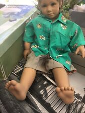 """Annette Himstedt """"Kai"""" Vintage - Reflections Of Youth Series Doll 26"""""""