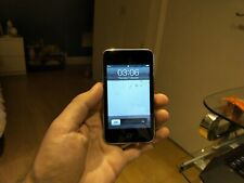 Faulty touchscreen Apple iPod touch 2nd Generation Black 8GB A1288 music iTunes