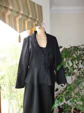 Gorgeous Lined 100% Wool Jacket from Cazz, Size UK L, RRP£95 New with tags