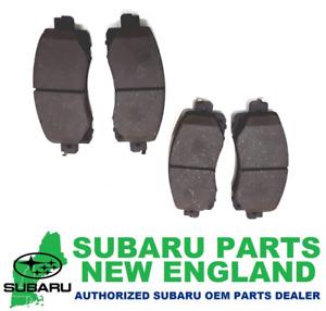 Genuine OEM Subaru Front Brake Pads Kit 26296FL030