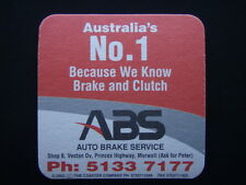 ABS AUTO BRAKE SERVICE SHOP 6 VESTAN DV PRINCES HWY MORWELL 51337177 COASTER