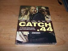 Catch .44 (DVD, 2011) Nikki Reed Forest Whitaker Bruce Willis Action Movie NEW