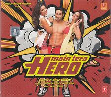 Main Tera Hero Bollywood Soundtrack CD Digipak FASTPOST