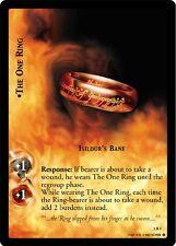 LoTR TCG FoTR Fellowship Of The Ring The One Ring, Isildur's Bane 1R1