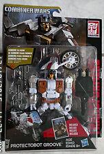 Hasbro 2016 Transformers Generations Combiner Wars Protectobot Groove NY