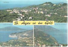 S. AGATA SUI DUE GOLFI - 3 VEDUTE  - NV