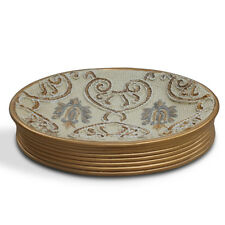 Bathroom Soap Holder Dish Popular Bath Savoy Gold/Ivory