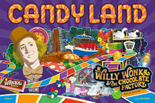 CANDY LAND® Willy Wonka & The Chocolate Factory™   New 2018