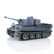US Stock HengLong  1/16 6.0 Upgraded Metal Ver German 3818 Tiger I RTR RC Tank
