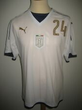 Italy Italia MATCHWORN away football shirt soccer jersey maillot maglia size L