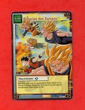 DRAGON BALL Nr. D-340 - Das Team der Saiyajins ! (A5807)