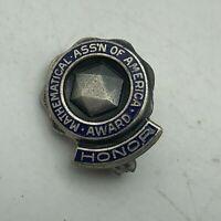 Antique Mathematical Assn Of America Honor Lapel Pin RARE Vintage   R1