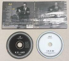 ERIC CLAPTON - SESSIONS FOR ROBERT J / DVD (zone 1) + CD ALBUM (ANNEE 2004)