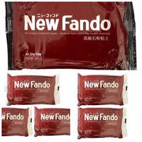 Art Clay Stone Powder Clay Fando White 1 - 3 pcs set * Japan new
