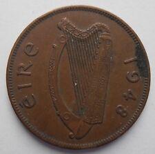IRELAND PENNY 1948
