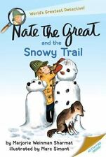 Nate the Great and the Snowy Trail: By Sharmat, Marjorie Weinman