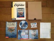 Fighter Squadron : The Screaming Demons Over Europe PC FR Big Box carton