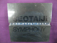 Seo Taiji Great 2008 Seotaiji Symphony DVD+ Blu-ray LTD