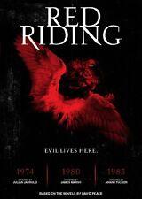 Red Riding Trilogy [3 Discs] (2010, REGION 1 DVD New)