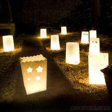 10pcs Candle Lamp Lantern DIWALI KANDIL Light Bag Wax Diya (No Fireworks) Sky