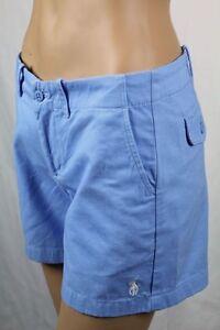 Ralph Lauren Sport Bleu Blanc Queue de Cheval Short Nwt 2