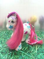 My Little Pony G1 Birthday Pony Vintage Toy Hasbro 1986 Collectibles MLP * VGC