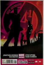 NEW AVENGERS # 1 (MARVEL NOW SERIES) HICKMAN & EPTING